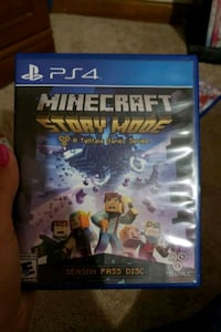 Minecraft story mode ps4 South Bend