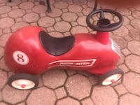 Red Metal radio flyer race car! Carle Place, 11514