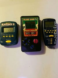 Handheld video games game Anchorage, 99501