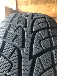 Winter tire 205-65-15 tire only