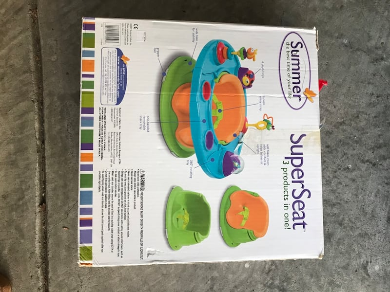 Toys and essentials for baby/toddler d2276120-9361-47db-897a-a73be95186b8