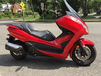 2014 Honda Forza 300 CC Scooter Falls Church