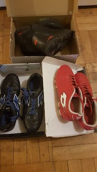 Winter boot/ soccer shoes