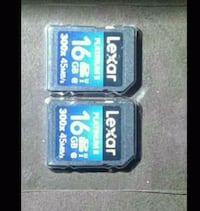 2 brand new SD cards Tucson, 85710