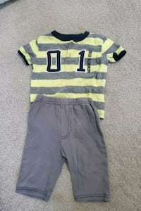 Infant shirt and pant