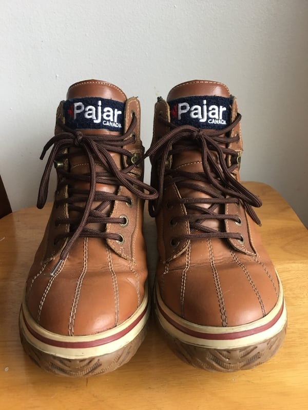 Pajar leather winter boots  1