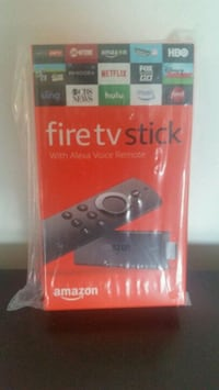 Amazon fire stick with Alexa remote. Brand new Vaughan, L4H 0T9
