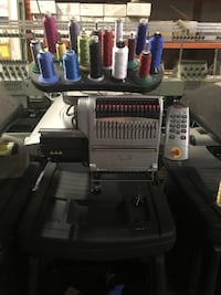 Embroidery Machines 8 Single Head Toronto, M3N 1H1