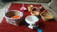 Easter Baskets and picnic baskets Syracuse, 13205