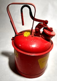 1 Gallon Steel Safety Can L8H 2Y3