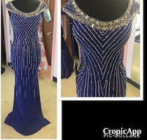 New With Tags Size 8 Formal Gown $99