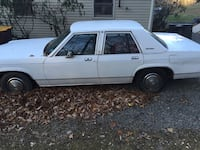 Ford - Crown Victoria - 1989