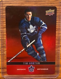 2019/2020 TIM HORTONS HOCKEY CARDS