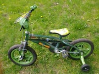 green and black BMX bike Richmond Hill, L4C 4S8