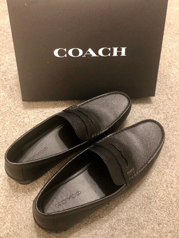 MENS COACH LOAFER Size 11 1