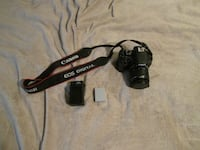 Cannon Eos Rebel T3i With Lens, Bag And Accessories(IBuy Working Or Broken Electronics) Bloomington