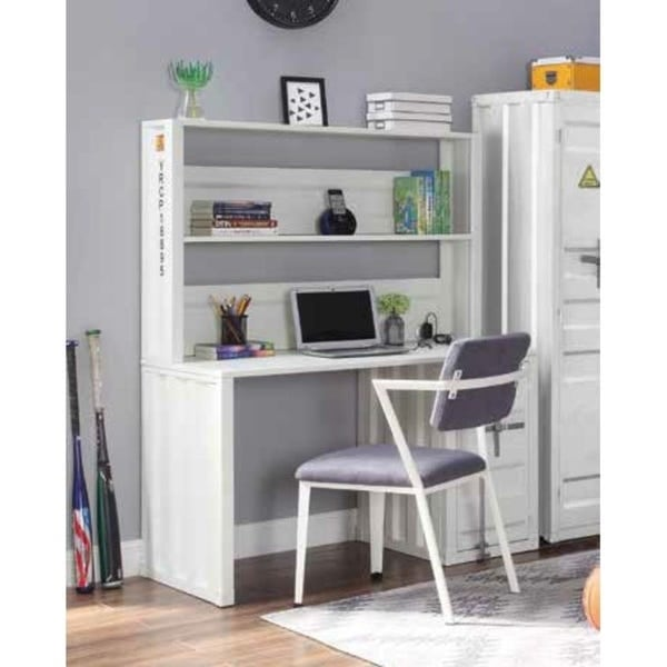 3 PCS DESK&HUTCH & CHAIR ! AVAILABLE IN 4 COLORS