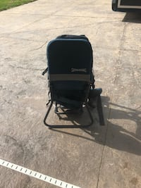 Black and gray camping chair Perth East, N0K