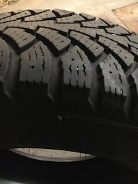 Two winter tires 215 70 15 Rigaud, J0P 1P0