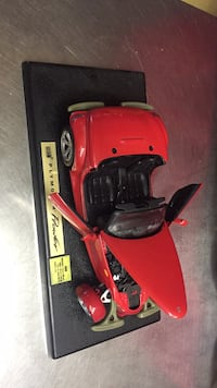 red and black RC car Fillmore, 93015
