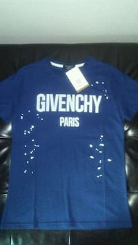 Givenchy paris blue tee Winnipeg, R2V 0E2