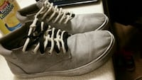 Grey/chrome mens shoes Winnipeg, R2G 1M8