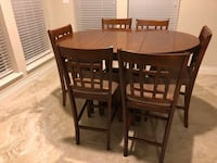 High dinning table set