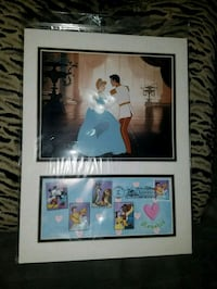Cinderella Cover/Stamps