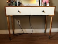 white and brown wooden desk Windsor, N8W 5E8