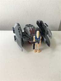 Lego Star Wars Vulture Droid Microfighter #75073