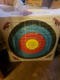 Morrell NASP Youth Archery Target Indianapolis, 46256