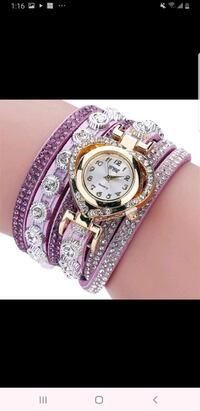 Qurtz watch comes with wrist band ( women) Mississauga, L5A 3S1