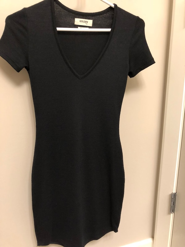 80435b106a6a2 Used TNA golden Aritzia dress for sale in Calgary - letgo