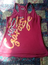 Pink love garage shirt  Edmonton, T6K 3C5