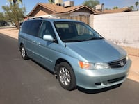 FOR SALE 2003 Honda Odyssey Clean title cold A/C fully loaded  Phoenix, 85032