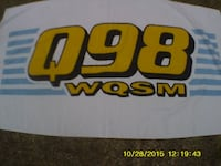 Q98 Beach Towel For Sale $10 OBO=Or best Offer.  The Towel Is Good.  FAYETTEVILLE