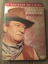 John Wayne Western DVD Collection 3152 km