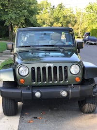 Jeep - Wrangler - 2007 Laurel
