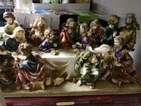 assorted ceramic figurines with boxes Ridgefield Park, 07660