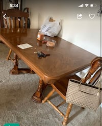 Dining table & 3 chairs  Baltimore, 21220