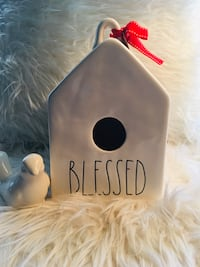 Rae Dunn New Holiday Birdhouse Welland, L3C 2E6
