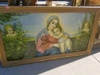 Religious framed painting Perris, 92571