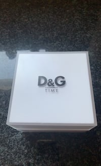 D & G watch Box Toronto, M9B 5Z4