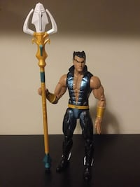 Namor action figure Vancouver