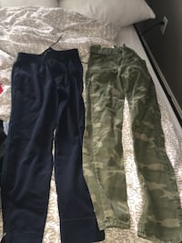 abercrombie and fitch sweatpants & camp hollister pants Lower Sackville, B4E 0A1