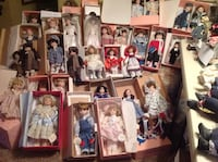 Collectiablle dolls Olney, 20832