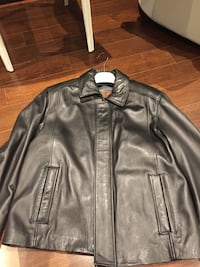 Black Danier Leather Men's Jacket Toronto, M4A 0A4