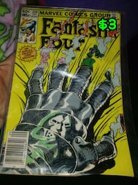 Fantastic Four Comic Book $1 Millvale, 15209