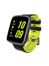 HAMSWAN GV68 Smartwatch IP68 Water Resistant Fitness Tracker with Heart Rate Monitor, Calories Steps Counter Sleep Monitor for Android and iOS waterproof brand new