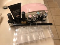 ROSSI Gel Nail Kit (FREE IPSY BAG) 68 km